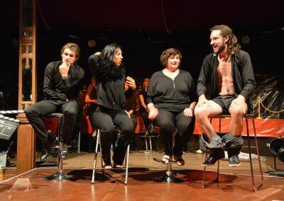 La Kifff - Improvisation Istres - Souvenirs Cabaret 05