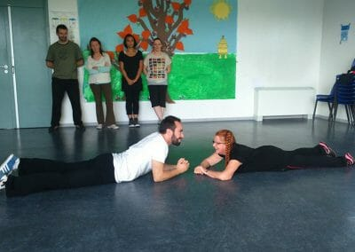 La Kifff - Improvisation Istres - training stage 4