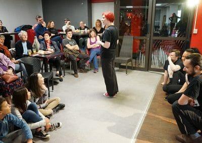 La Kifff - Improvisation Istres - Souvenirs Cabaret 13